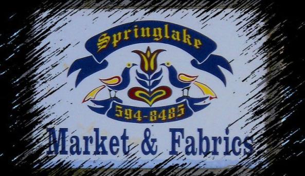 Springlake Market and Fabric