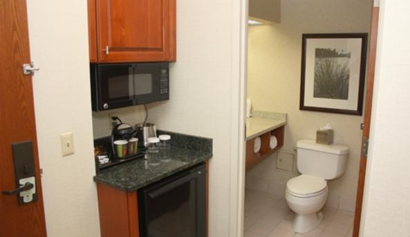 Standard Room - Amenities