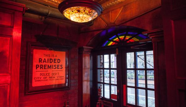 Stonewall Inn _ Photo by Christopher Postlewaite - Courtesy of NYC & Co