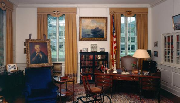 FDR Library - study