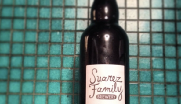 Suarez Family Brewery bottle image
