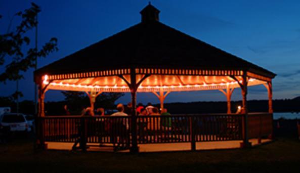 Tupper Lake Municipal Park, ILNY