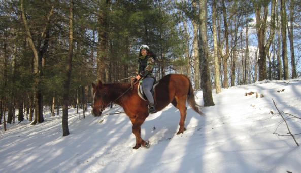 Ashokan Riding Club 3.