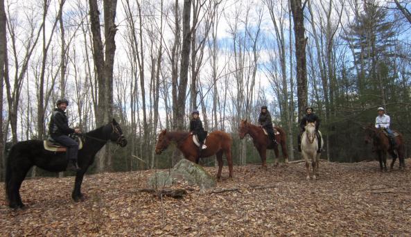 Ashokan Riding Club 4.