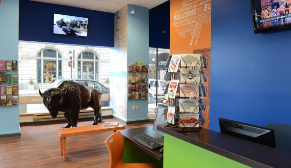 Buffalo Niagara Visitor Center - Downtown