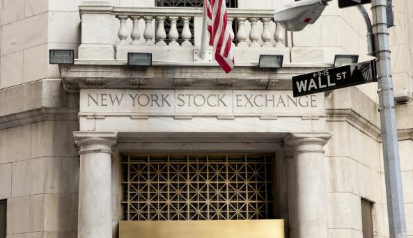 Wall Street - Photo Courtesy of NYC & Co
