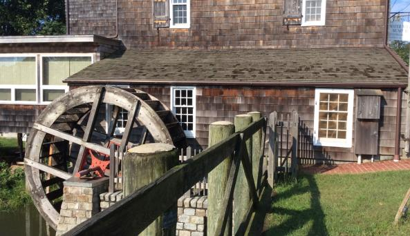 Water Mill Museum - Photo by Jeanne White Courtesy of Water Mill Museum