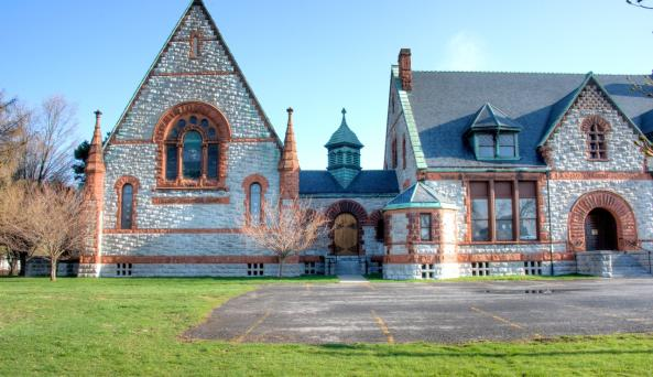 Willard Chapel - Photo by Community Preservation Committee