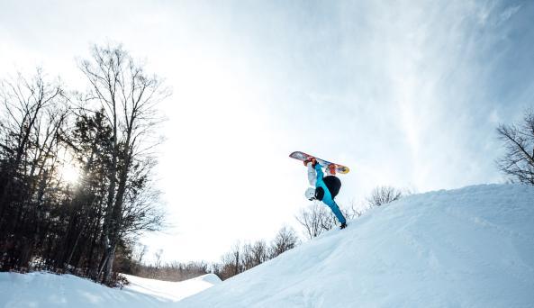 Windham Mountain Winter