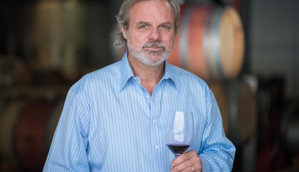 Winemaker Rich Olsen-Harbich