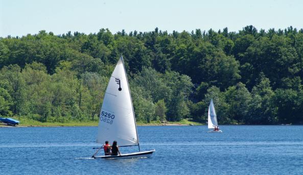 Thompson's Lake State Park - Photo Courtesy of NYS Parks