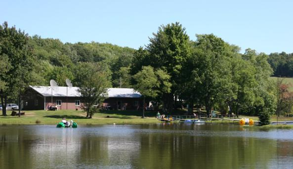 Breezy Point Campground