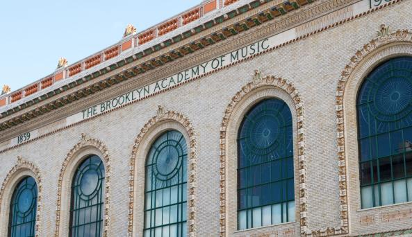 BAM - Brooklyn Academy of Music