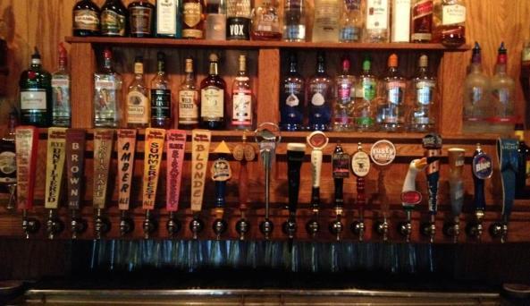 Buffalo Tap Room Craft Beer