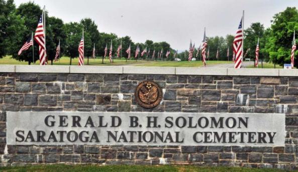 Saratoga National Cemetery