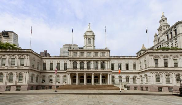 City Hall_ Photo by Will Steacy - Courtesy of NYC & Co