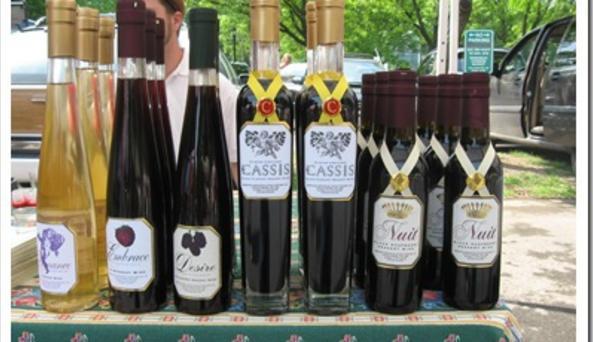 Clinton Vineyards - int