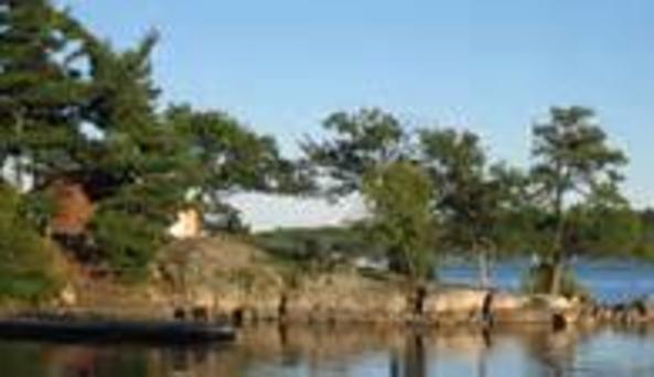 DeWolfe Point State Park