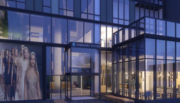Embassy Midtown exterior