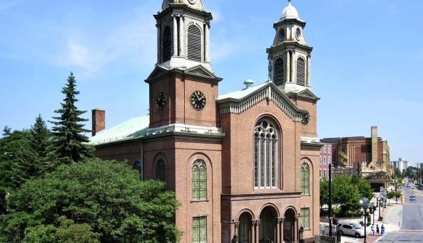 First Church in Albany