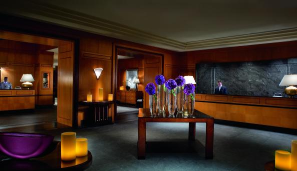 Ritz-Carlton New York, Battery Park, The