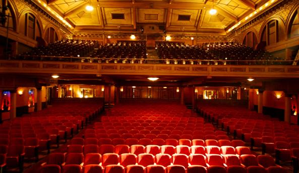 Tarrytown Music Hall - Photo Courtesy of Tarrytown Music Hall