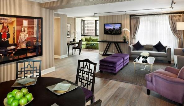 Hotel Plaza Athenee New York