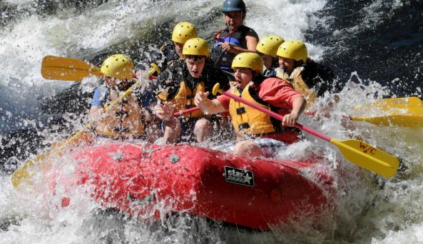 Hudson River Whitewater Rafting