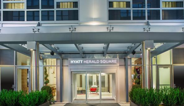 Hyatt Herald Square New York