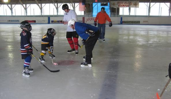 Ice Skating/ Fair Grounds