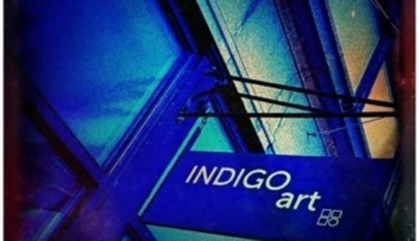 Indigo Art