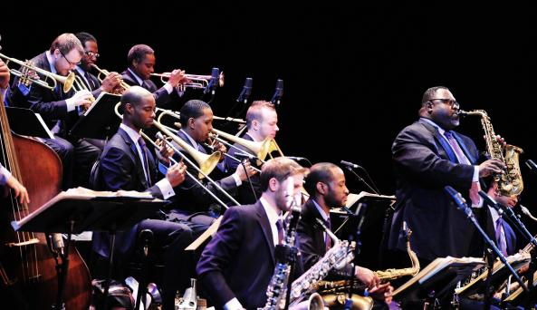 Jazz at Lincoln Center group