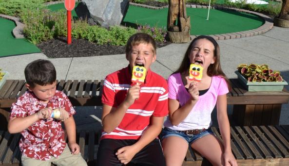 kids 3 ice cream
