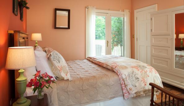 Landmark Inn Room Cooperstown NY