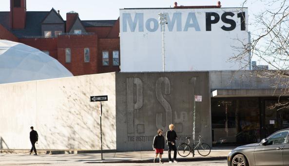 MoMA PS1, exterior