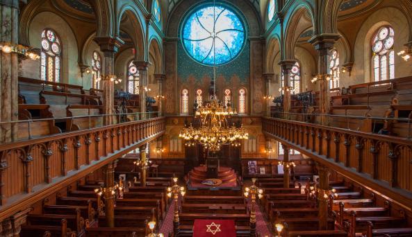 Museum at Eldridge Street Synagogue