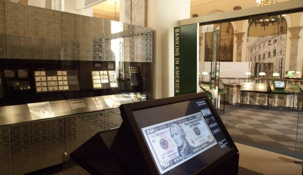 Museum of American Finance_ Photo by Marley White - Courtesy of NYC & Co