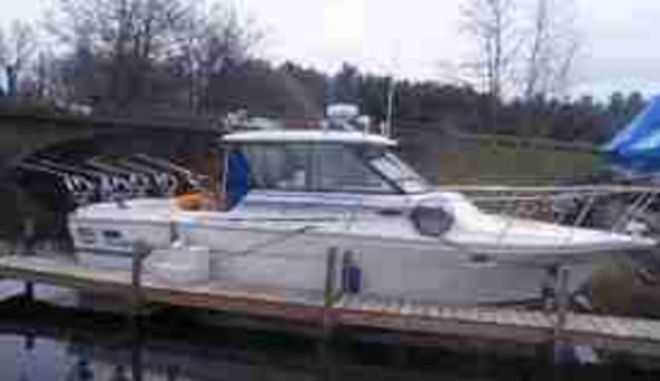 Nomad vessel