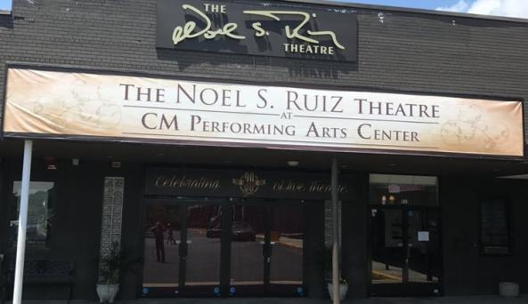 Outside of Theatre 2017