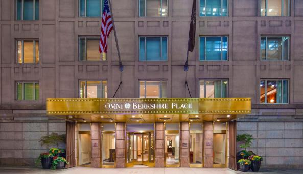 Omni Berkshire Place Hotel