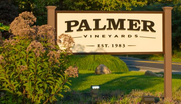 Palmer Vineyards - Photo by Danielle Tammone Photography