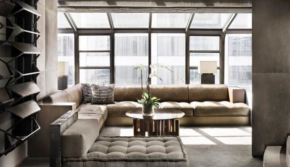 penthouse at Royalton New York