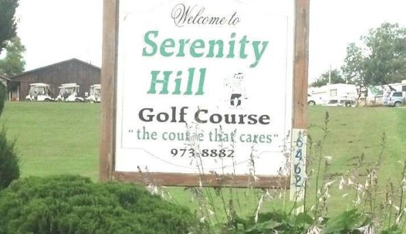 Serenity Hills Golf Course
