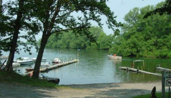 Docks at Shady Shores