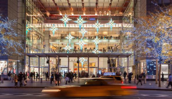 Shops at Columbus Circle, The