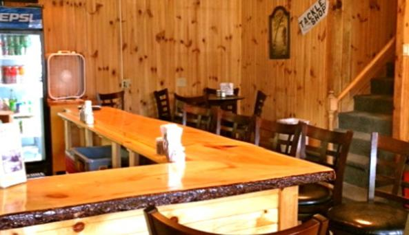 Salmon River Outfitters Bar