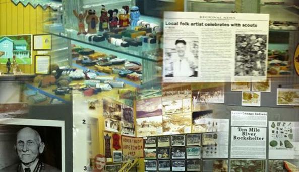 Ten Mile River Scout Museum