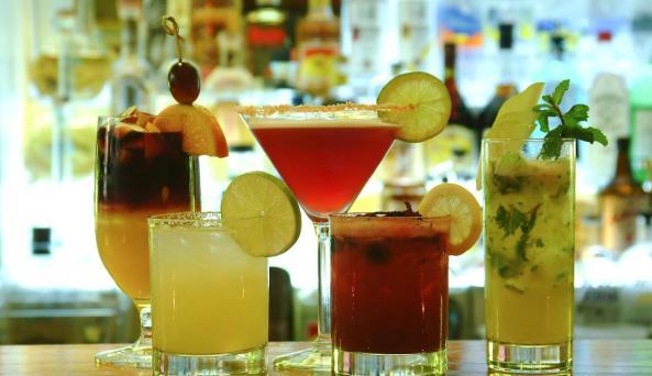 Toloache, drinks
