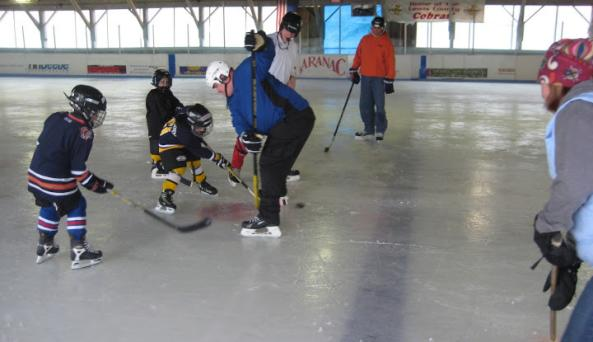 Ice Skating/Lowville