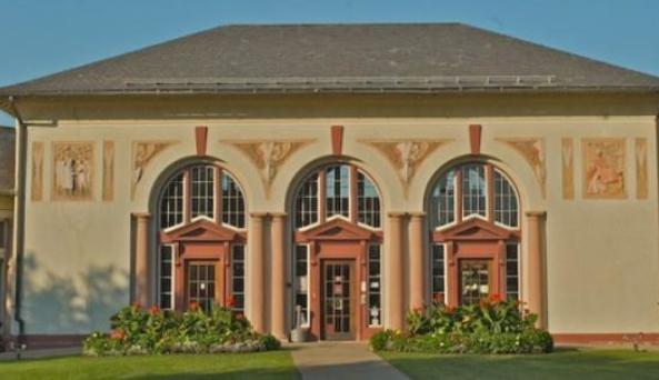 Saratoga Springs Visitor Center